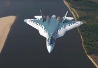 Nga công bố video tiêm kích Su-57 bay sát mặt đất