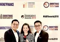 """FWD nhận giải thưởng """"Sáng kiến Marketing của năm"""""""