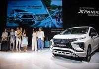 Mitsubishi XPANDER, chiếc Crossover lai MPV độc đáo, giá mềm