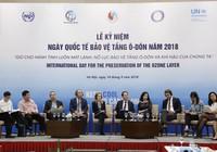 Việt Nam nỗ lực bảo vệ tầng ozone và khí hậu