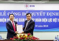 Kế toán trưởng EVN được bổ nhiệm phó tổng giám đốc