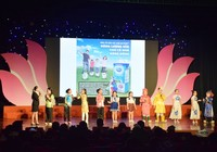 Liên hoan tuyên truyền măng non 6 tỉnh miền Trung
