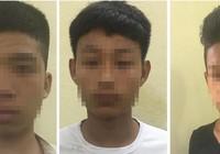 2 thiếu niên theo băng cướp giật tài sản