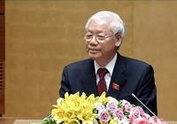 Phát biểu nhậm chức của tân Chủ tịch nước Nguyễn Phú Trọng