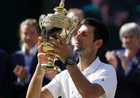 Djokovic vô địch Wimbledon sau trận chung kết một chiều