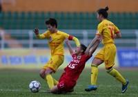 Phong Phú Hà Nam buộc Hà Nội nhận trận thua đầu tiên