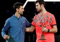 Khachanov 'gieo sầu' ngày Djokovic lên ngôi số 1 thế giới
