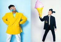 Don Nguyễn đáng yêu trong bộ ảnh với kẹo nhiều màu