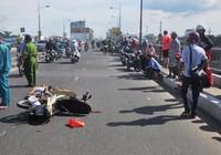 Công an quận 4 tìm chủ sở hữu xe máy vụ tai nạn nghiêm trọng