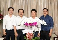 Nhiều đơn vị chúc mừng Báo Pháp Luật TP.HCM nhân ngày báo chí