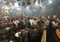 Đột kích bar Đông Kinh, gần trăm dân chơi dính ma túy