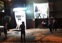 Một trụ ATM ở quận Bình Tân bị nạy phá bằng xà beng