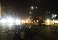 Tông vào đuôi xe tải, đôi nam nữ chết thảm trên cầu Sài Gòn