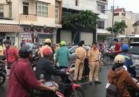 Tự té trên cầu Nguyễn Văn Cừ, nam thanh niên tử vong tại chỗ