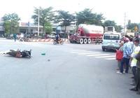 Lại xảy ra tai nạn chết người ở vòng xoay Phú Hữu