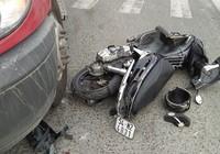Container cán tử vong một phụ nữ giao vé số ở Bình Tân