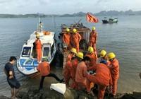 10 tấn thiết bị đã tới Cô Tô để sửa cáp điện