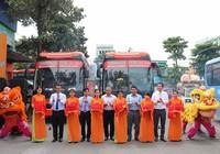 Phương Trang khai trương tuyến TP.HCM-Quảng Ngãi, Đà Nẵng