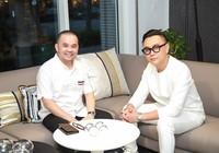 NTK Nguyễn Công Trí bắt tay doanh nhân làm show thời trang