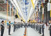 'Đột nhập' nhà máy xe hai bánh hiện đại nhất Đông Nam Á
