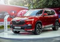 Xe VinFast ra mắt thị trường phía Nam