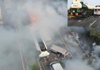 Vụ tai nạn liên hoàn trên cao tốc: Lỗi tại ai?