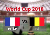 Sinh viên Việt trổ tài dự đoán trận Pháp - Bỉ