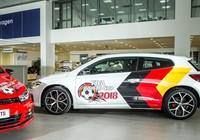 Người Việt tăng mua ô tô nhập gấp 5 lần để 'quẩy' World Cup
