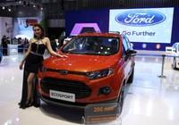 Triệu hồi hơn 7.200 xe Ford EcoSport vì lỗi phần mềm