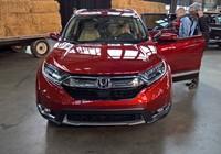 Honda thừa nhận CR-V bị lỗi động cơ