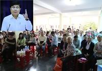 Chủ tịch TP.HCM lần thứ 3 gặp người dân Thủ Thiêm
