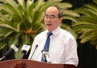 Bí thư Thành ủy yêu cầu xem lại giải ngân dự án chống ngập