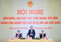 Đồ gỗ Việt vào khách sạn 6 sao trên thế giới