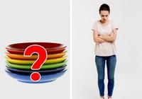 Muốn giảm cân hãy thay đổi màu sắc của chén, đĩa khi ăn?