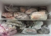 Tái đông lạnh thịt đã rã đông có thực sự gây hại?