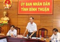 Phó chủ tịch tỉnh Bình Thuận bị đột quỵ tại cuộc họp