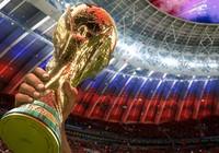 World Cup 2018 có mức tiền thưởng cực kỳ khổng lồ