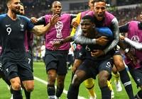 Pháp vô địch World Cup lần thứ hai trong lịch sử