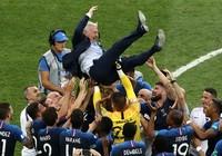 Pháp hạ Croatia vô địch World Cup 2018 trong cơn mưa bàn thắng