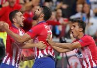 Costa rực sáng, Atletico trả hận Real vô địch siêu cúp châu Âu