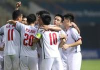 Olympic Việt Nam chính thức vào vòng knock-out Asiad 18