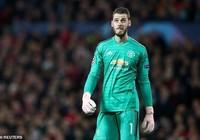 Mourinho sợ De Gea rời MU