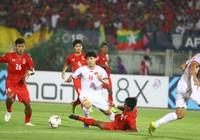 Việt Nam 0-0 Myanmar: Cột dọc từ chối bàn thắng (H1)