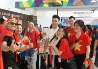 Nóng tour chung kết cổ vũ đội tuyển Việt Nam gặp Malaysia