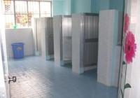 TP.HCM rà soát tình hình nhà vệ sinh trường học