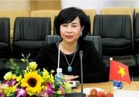 GS Mai Hồng Quỳ làm Hiệu trưởng ĐH Hoa Sen