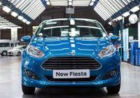 Sau đợt triệu hồi, Ford Fiesta ngừng sản xuất tại Việt Nam