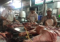 Giá tăng lên đỉnh khiến thịt heo trở thành 'đặc sản'