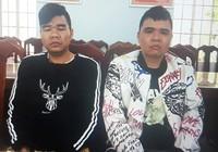 Bắt 2 anh em người Trung Quốc bị truy nã đặc biệt