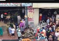 Sập tường quán phở, 2 người chết, 1 người bị thương